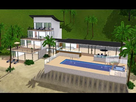 The sims 3 ark house