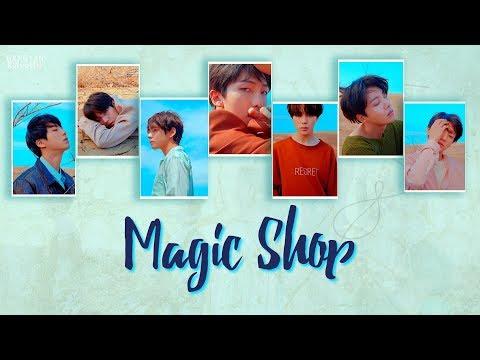 [RUS SUB] BTS - Magic Shop