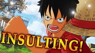 One Piece: World Seeker Is an Insult to the Series
