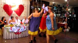 Как VANICH'а на свадьбу пустили...)