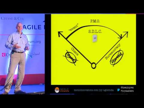 Keynote: Build a Workplace People Love – Just add Joy by Richard Sheridan at Agile India 2016