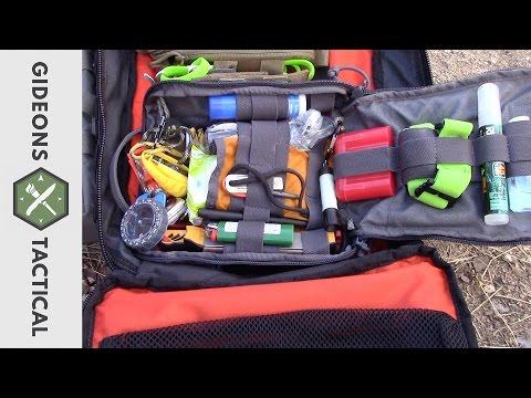 Outdoor EDC Kit Gear Items & Supplies
