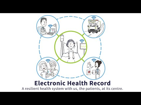 Electronic Health Record HD Subtitled HD