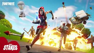 "NEW MODE ""A HIGH RISK"" GRAPPIN - SKINS NEWS Fortnite"