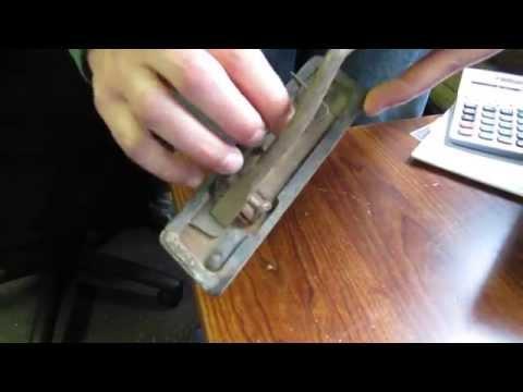Gas Pedal Spring Install.MOV