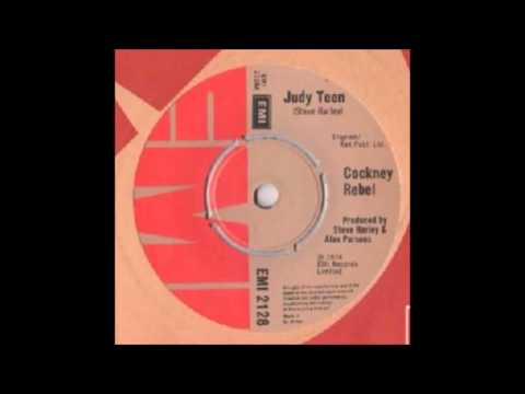 Cockney Rebel - Judy Teen - 1974 - 45 RPM