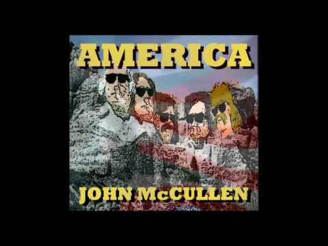 John McCullen - America (Karaoke Version)