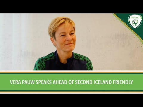 INTERVIEW | Vera Pauw speaks ahead of second Iceland friendly