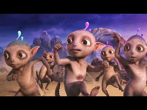 Very Funny Alien Dance BABY KO BASE Whatsapp Status Video By Prasenjeet Meshram