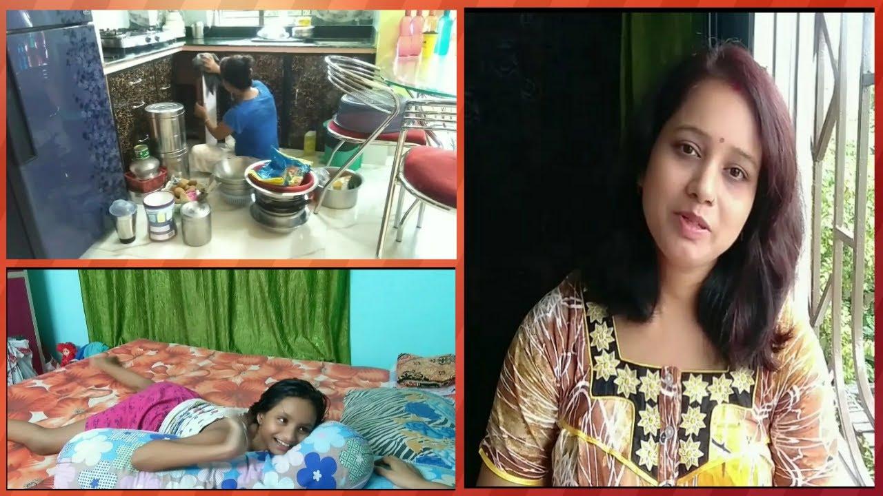 Bengali Vlog # আজ বর্ষার রানী এল আমার ঘরে / সর্ষে ইলিশ Recipe In Bengali Style