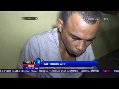 Polisi Ringkus Napi Kabur di Sorong Papua Barat - NET 5