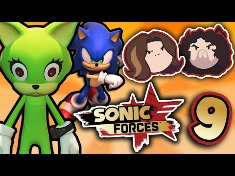 Sonic Forces: New Look - PART 9 - Game Grumps