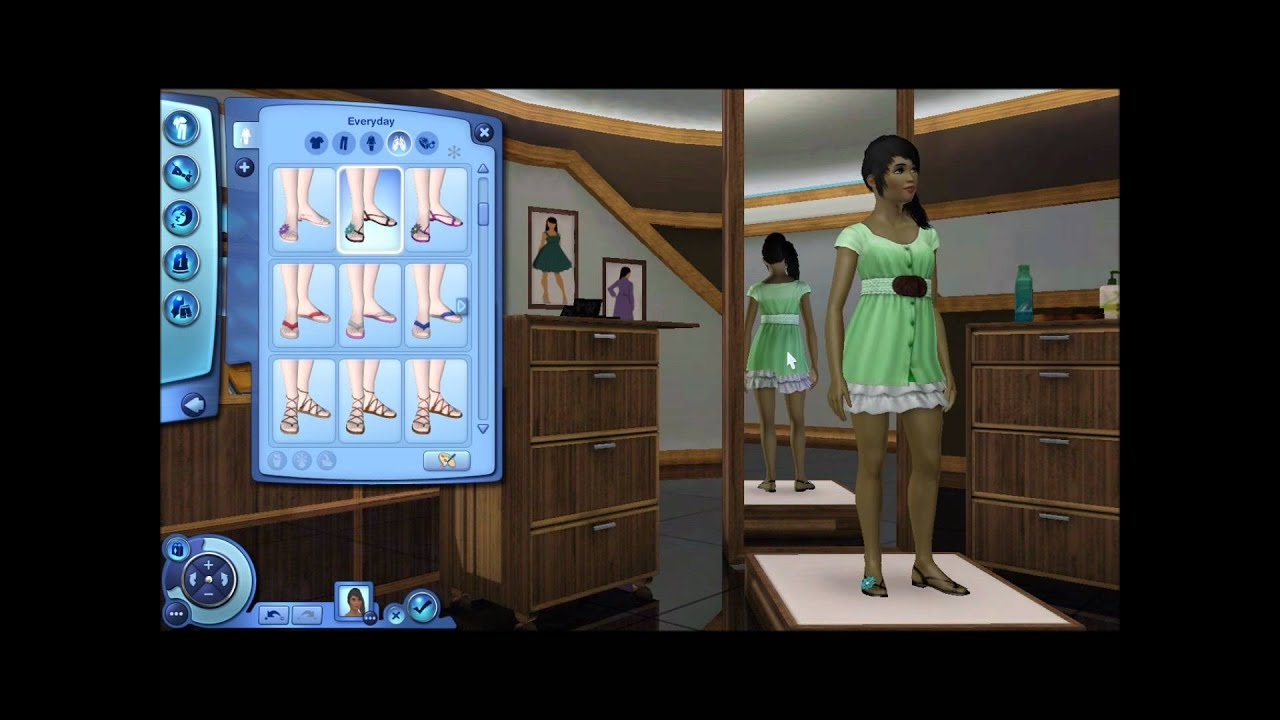 closet dressing room ideas - The Sims 3 Legacy Ep 187 More Dressing Room Fun