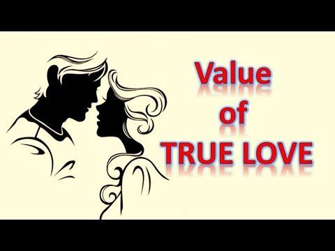 Value of TRUE LOVE  || motivational video