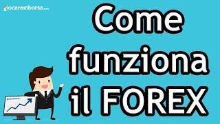 Forex, come funziona? Guida semplice per imparare, a cura di Giocareinborsa.com