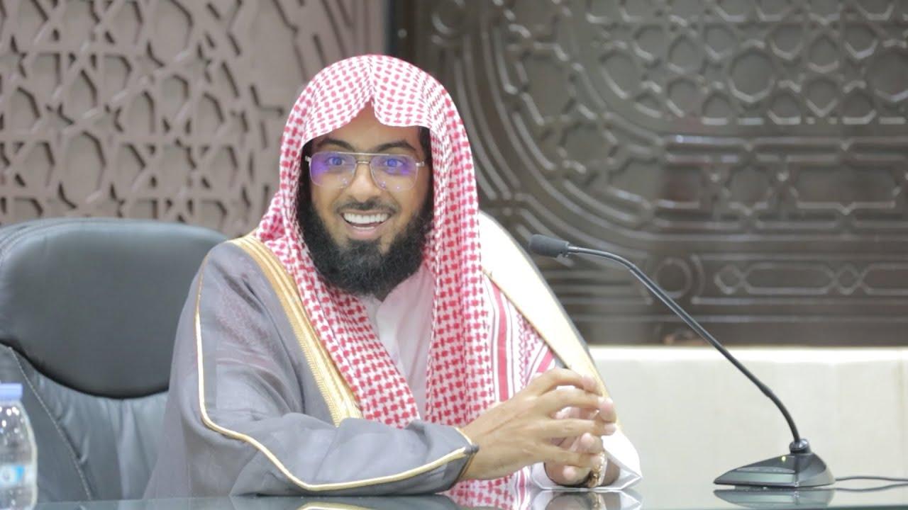 الاربعون نووية - الشيخ مضحي الشمري