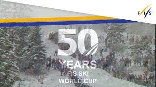 50 years | Franz Klammer | FIS Alpine