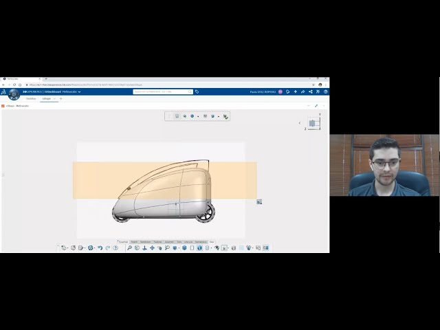 MECAD 2020 A new Era event Day 3 Introduction to 3DExperience.Works
