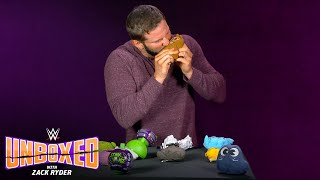 Letting it rip with Stink Bomz by Tomy: WWE Unboxed with Zack Ryder