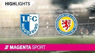 1. FC Magdeburg - Eintracht Braunschweig | Spieltag 1, 19/20 | MAGENTA SPORT