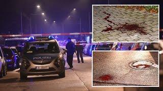 Blutige Messer-Attacke im Märkischen Viertel