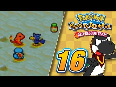 Pokémon Mystery Dungeon | Part 16: Jobs For The Jobless