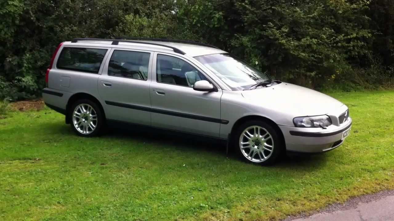 Volvo V70 Bi Fuel petrol LPG economical family estate car for sale with mikeedge7 via E bay ...