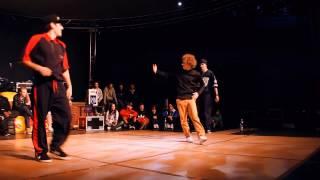 Pół Finał - Funky Masons vs Ruffneck Attack   WWW.BREAK.PL