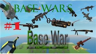 Roblox | Base wars-Capitulo 1-Trackers FTW!