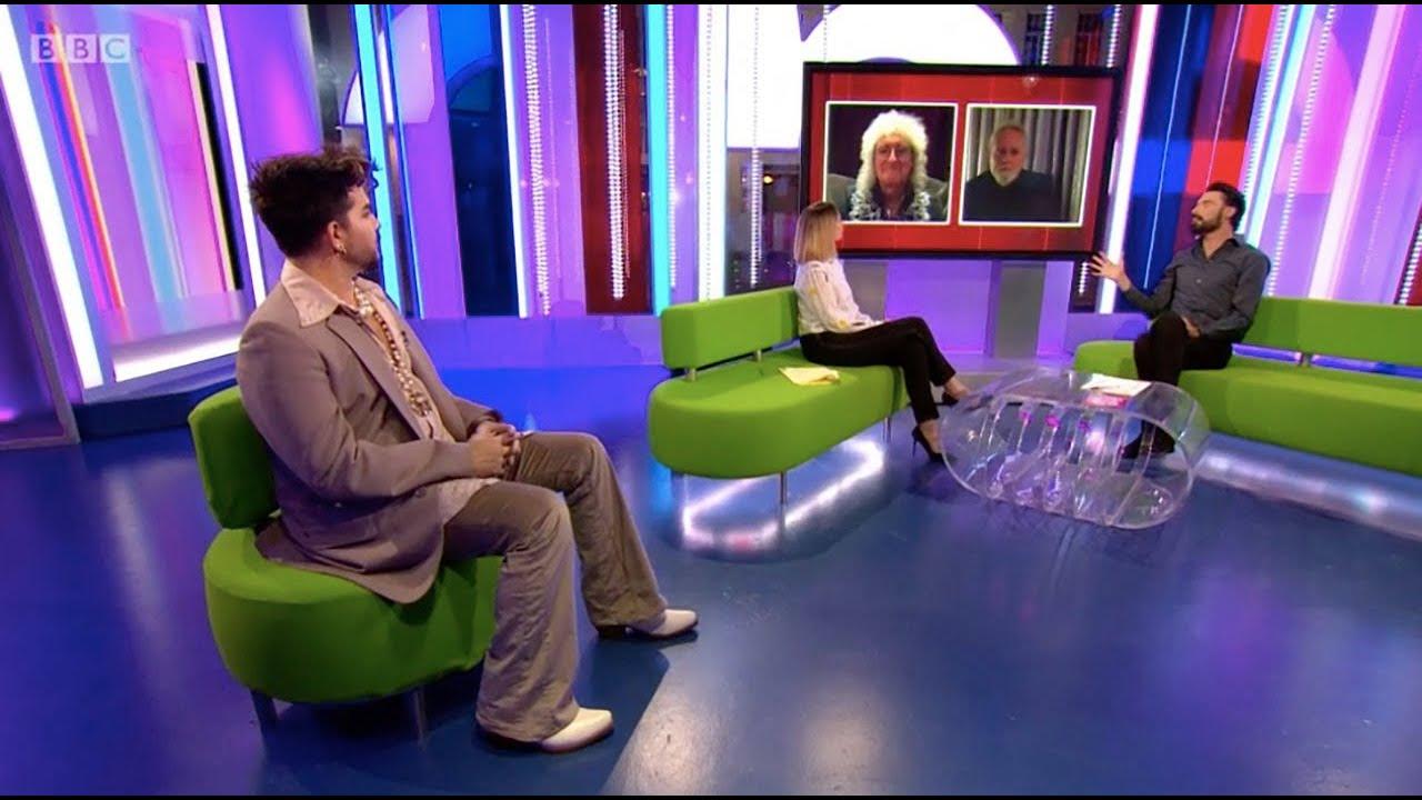 Queen + Adam Lambert em entrevista