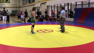 2015 Golden Bear Invitational: 57 kg Dave Sharma vs. Josh Bodnarchuk