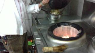 Китайская кухня -приготовление кальмара