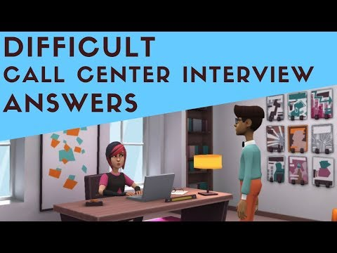 Advance Call Center Interview Questions With Sample Answers