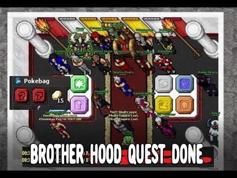 Pokexgames Brother Hood 019 - Npcs Lendarios Done