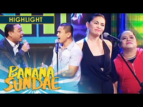 Banana Sundae: Water Supply vs. Electric Supply on Kantarant