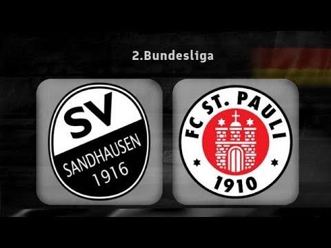 Sandhausen St Pauli