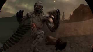 PSVR Skyrim vr legend of barry allen part 4
