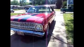 1967 ford falcon part 1