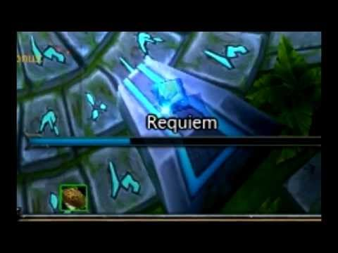 Old video, but still cracks me every time I'm watching it - Pro as heck Guide to Spawn Karthus. Watch it if for some reason you have never seen it