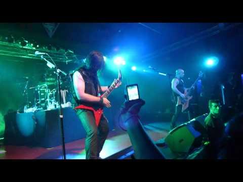Torn Between Scylla and Charybdis - Trivium Live @ Bilbao - 17/11/2012