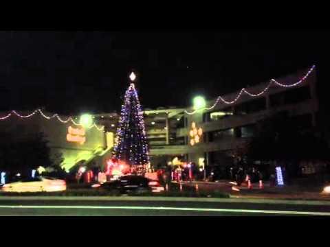 Brea Christmas Lights.Brea S Christmas Tree Lighting Video Brea Ca