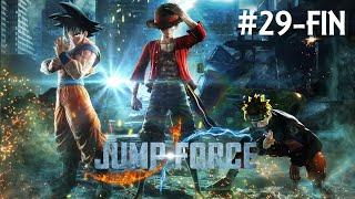 JUMP FORCE Ep.29 [FIN] - Combat Final, par Quartzall. [Mode Histoire]