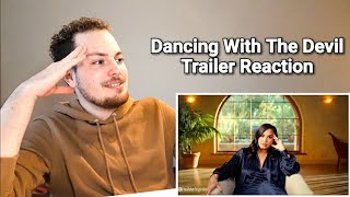 Lovatic Reacts to Dancing With The Devil Official Trailer by Demi Lovato