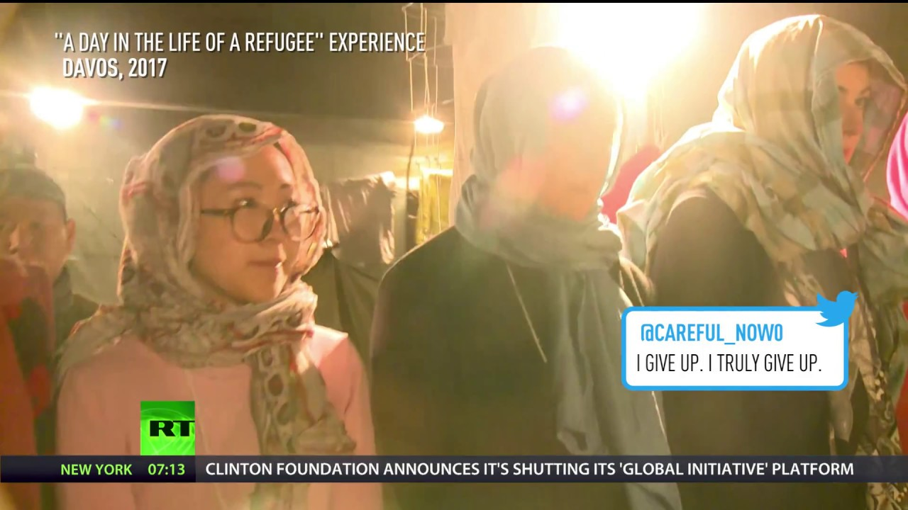 From luxury skiing to 'day in the life of a refugee': Things to do at Davos forum