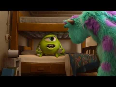 Monsters University Final Trailer Official - Billy Crystal, John Goodman