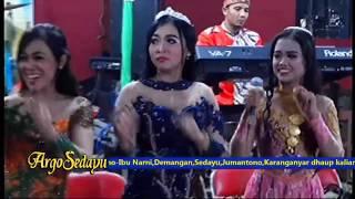 Live Streaming Argosedayu CS SINGO LAWU - NADA MAS sound