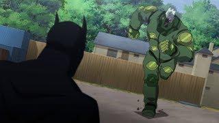 Batman vs Doomsday | The Death of Superman