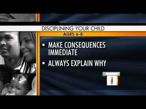Best Ways to Discipline Kids