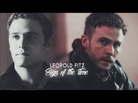 ● leopold fitz I sign of the time