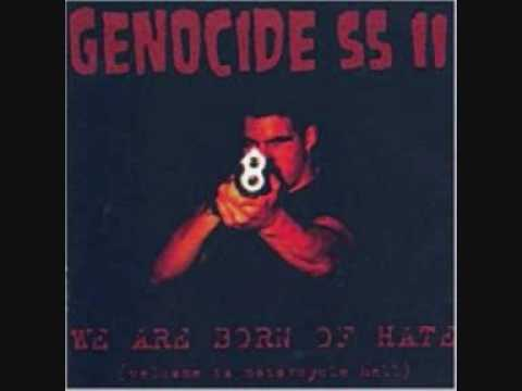 genocide ss - they walked in line